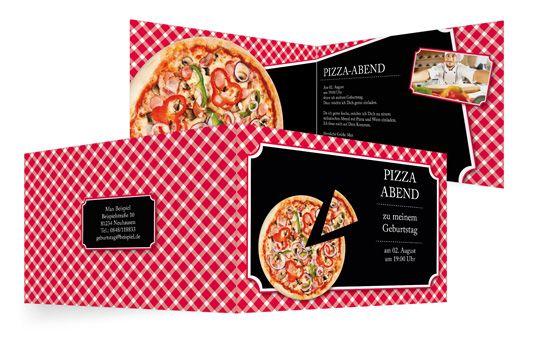 Pizza-Abend