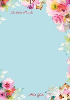 Kleines Blumenparadies