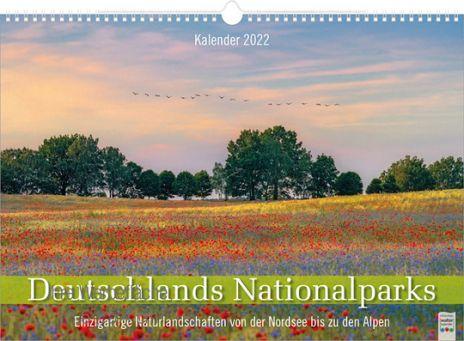 Deutschlands-Nationalparks