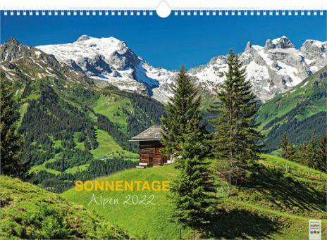 Sonnentage-Alpen
