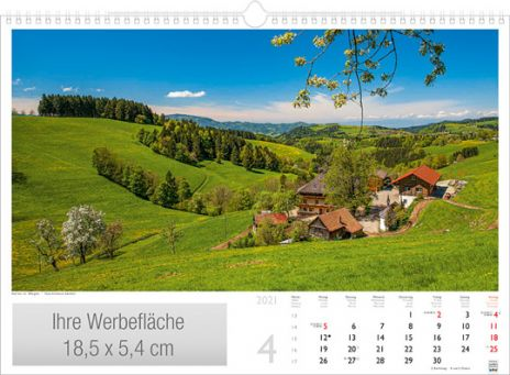 Scharzwald-April-April