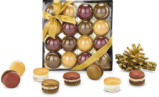 Weihnachtszeit-Goldene-Macarons-P0061