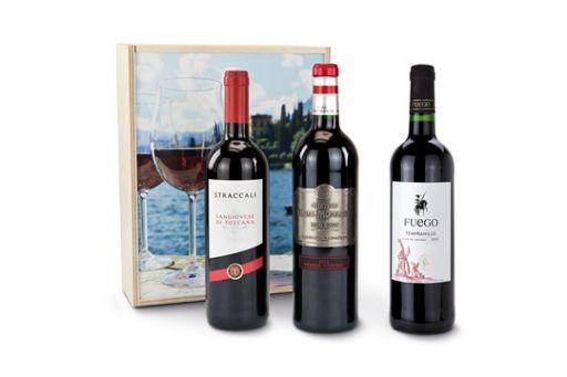 Mediterrane Weinreise