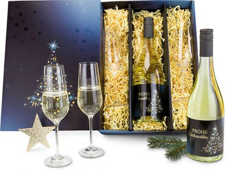 Weihnachts-Secco