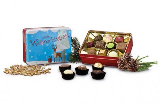 Süße Weihnachtsgrüße
