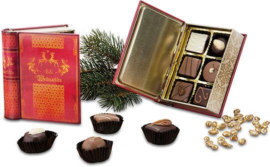 Süßes Weihnachtsbuch