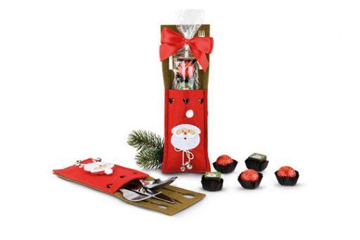 Weihnachtszeit-Praliné-Bestecktasche-P2017
