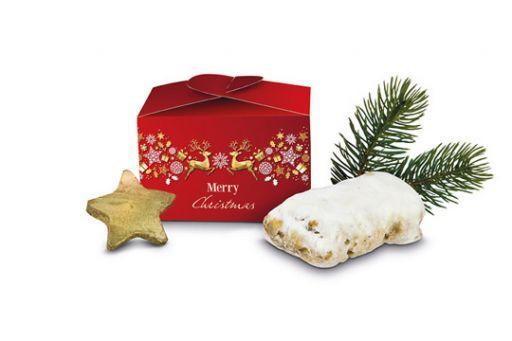 Mini-Stollen Merry Christmas