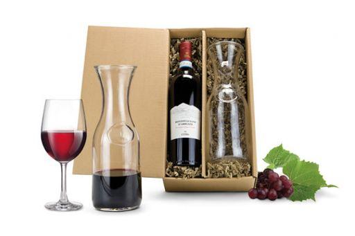 Wein & Karaffe