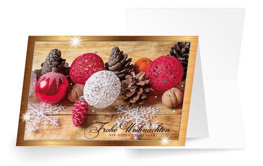 Weihnachtliches Arrangement