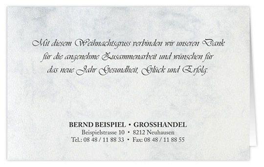 "Doppel-Einlegeblatt ""Carrara Marmor"""