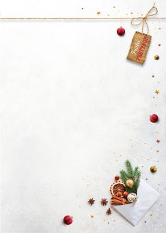Fröhliche Weihnachtspost