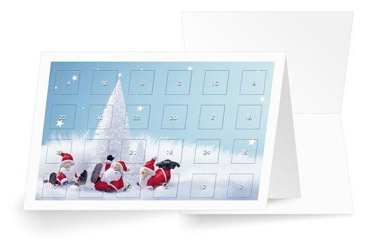 Santas on Ice