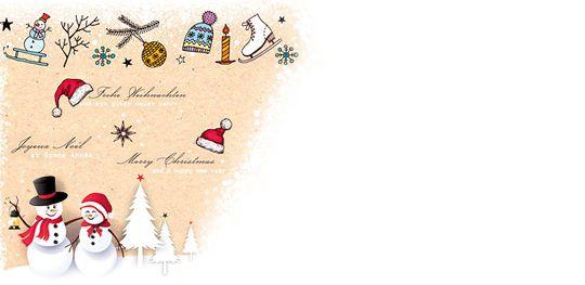 Funny Wishes, DIN-lang-Kuvert ohne Fenster